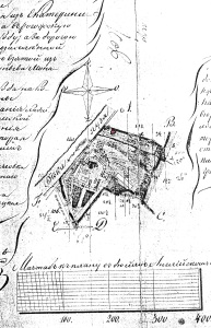 андроников кладезь план 1785 г.